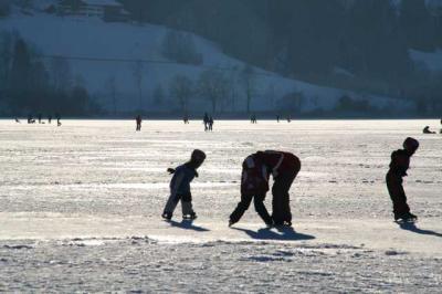 Alpsee im Winter 12