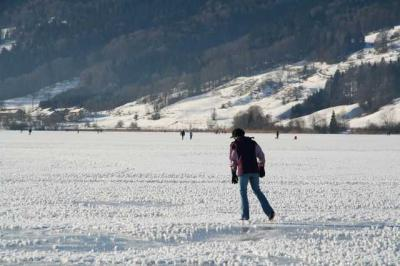 Alpsee im Winter 47