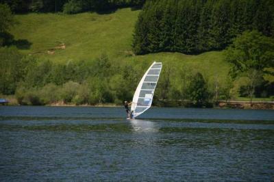 Bootfahrt am Alpsee 10