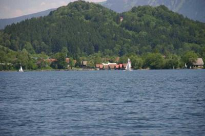 Bootfahrt am Alpsee 11