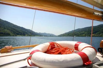 Bootfahrt am Alpsee 12