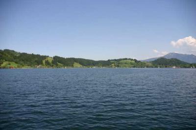 Bootfahrt am Alpsee 14
