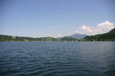 Bootfahrt am Alpsee 16