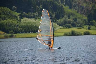 Bootfahrt am Alpsee 18