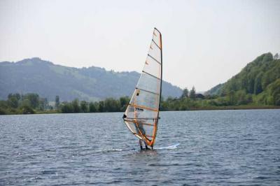 Bootfahrt am Alpsee 19