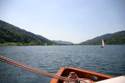 Bootfahrt am Alpsee 20