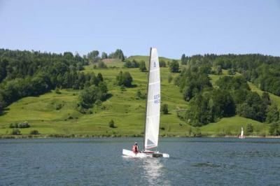 Bootfahrt am Alpsee 21