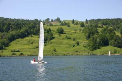 Bootfahrt am Alpsee 22