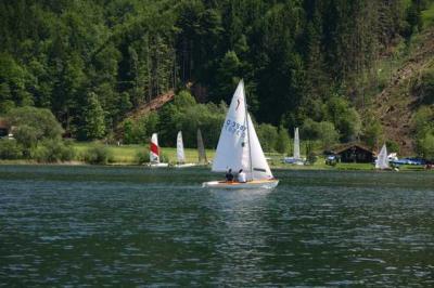 Bootfahrt am Alpsee 23