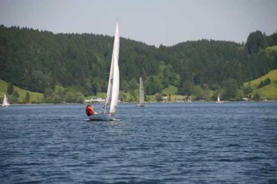 Bootfahrt am Alpsee 24