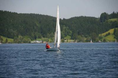 Bootfahrt am Alpsee 25