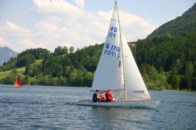 Bootfahrt am Alpsee 26