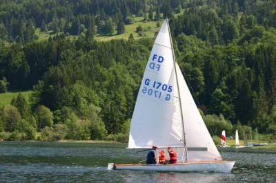 Bootfahrt am Alpsee 27