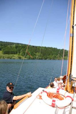 Bootfahrt am Alpsee 28