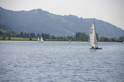 Bootfahrt am Alpsee 29