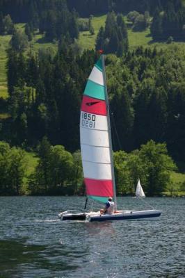 Bootfahrt am Alpsee 2