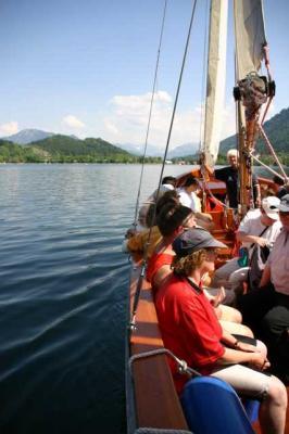 Bootfahrt am Alpsee 35