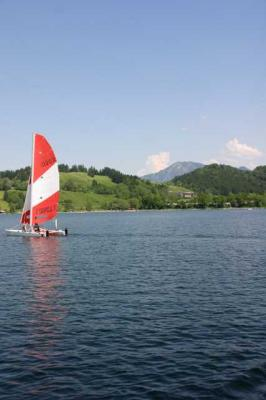 Bootfahrt am Alpsee 39