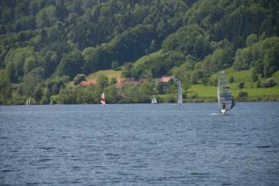 Bootfahrt am Alpsee 3