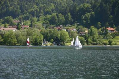 Bootfahrt am Alpsee 43