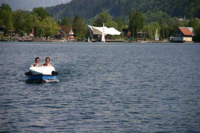 Bootfahrt am Alpsee 44