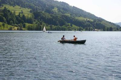 Bootfahrt am Alpsee 46
