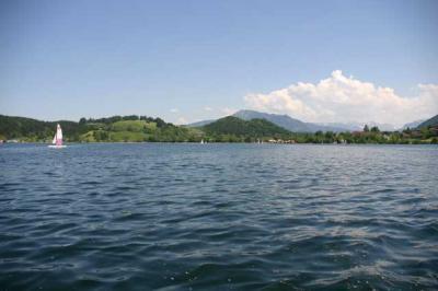 Bootfahrt am Alpsee 4