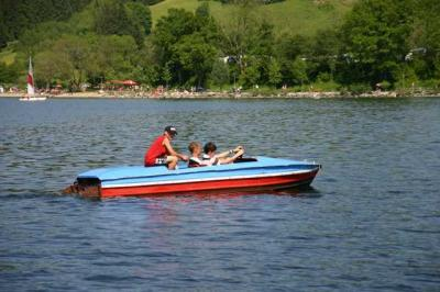 Bootfahrt am Alpsee 51