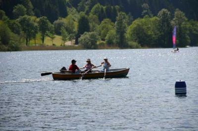 Bootfahrt am Alpsee 53