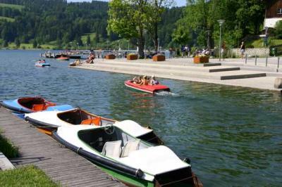 Bootfahrt am Alpsee 56