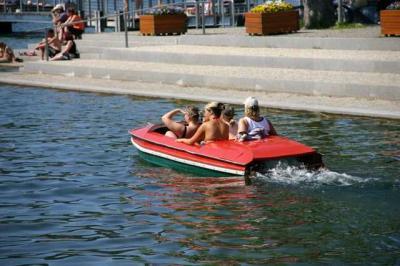 Bootfahrt am Alpsee 57
