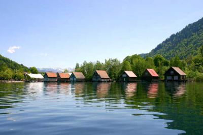 Bootfahrt am Alpsee 58