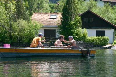 Bootfahrt am Alpsee 59