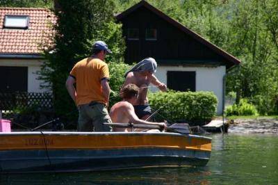 Bootfahrt am Alpsee 60