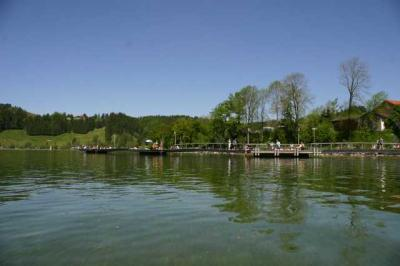 Bootfahrt am Alpsee 63