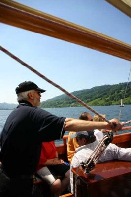 Bootfahrt am Alpsee 6