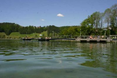 Bootfahrt am Alpsee 72