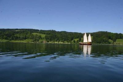 Bootfahrt am Alpsee 76