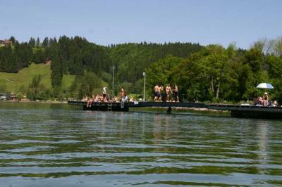 Bootfahrt am Alpsee 77