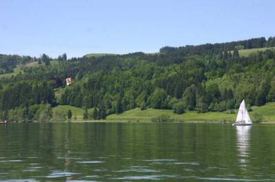 Bootfahrt am Alpsee 78