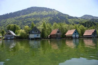 Bootfahrt am Alpsee 80