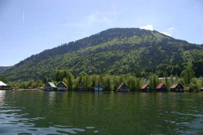 Bootfahrt am Alpsee 85