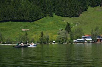 Bootfahrt am Alpsee 87