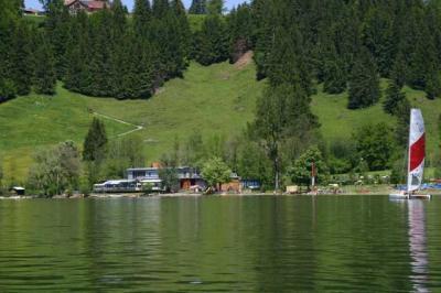 Bootfahrt am Alpsee 88