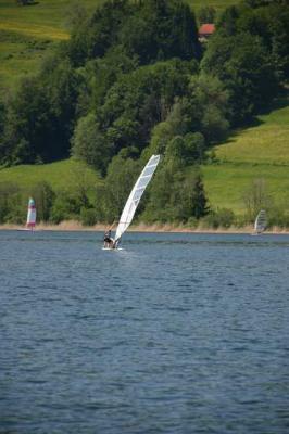 Bootfahrt am Alpsee 8