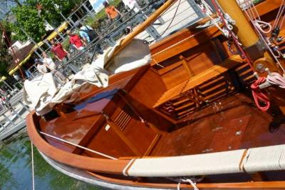 Bootfahrt am Alpsee 90