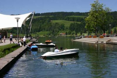 Bootfahrt am Alpsee 91