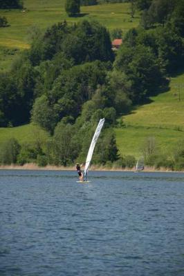 Bootfahrt am Alpsee 9