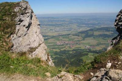 Der Berg Gruenten 12