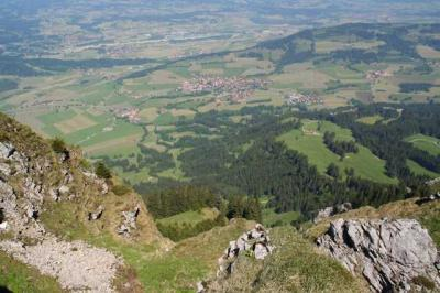 Der Berg Gruenten 13